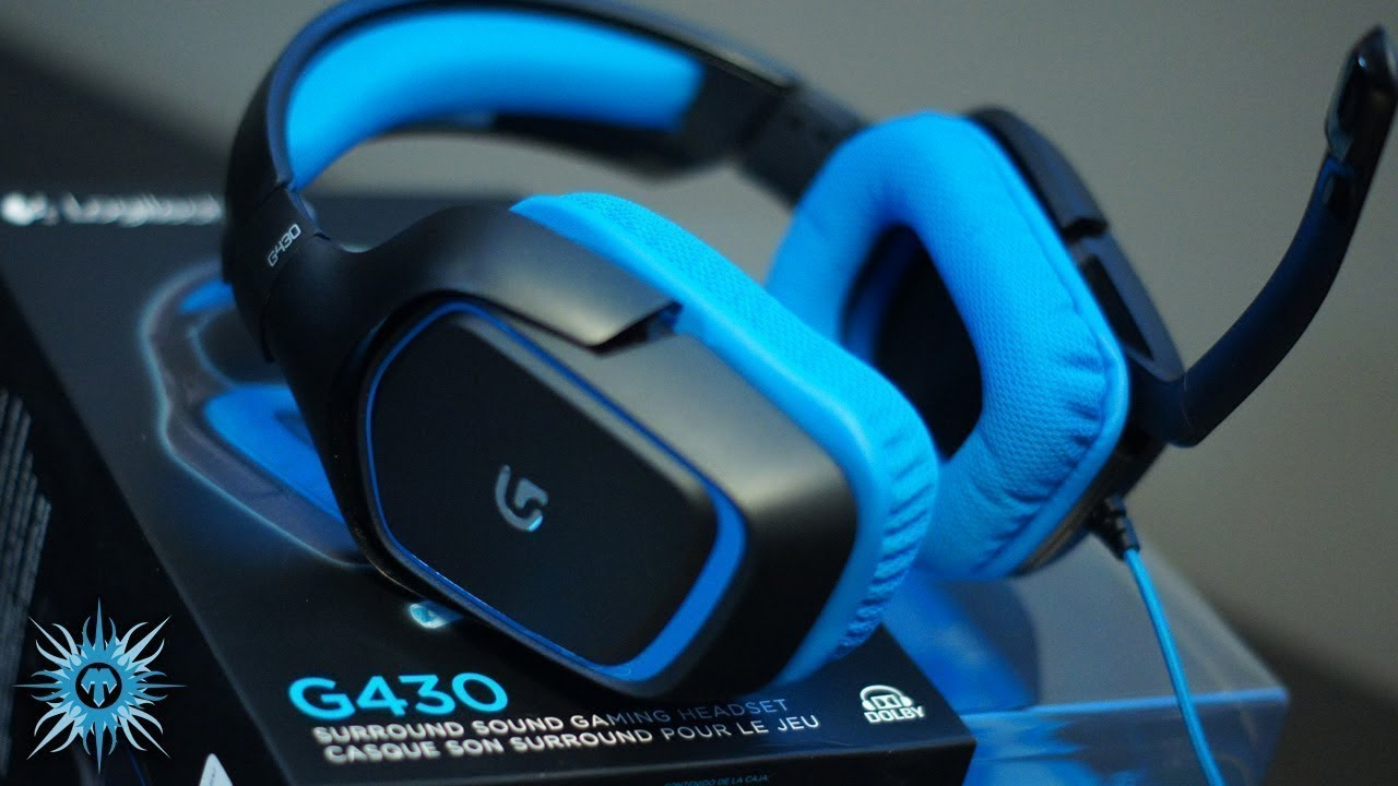Logitech G430 Reversed sound FIX!!!