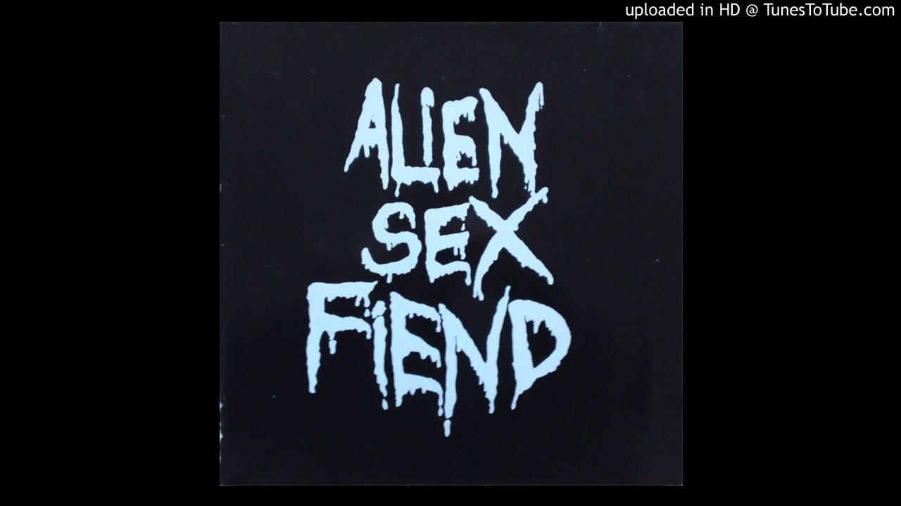 Alien sex fiend dead and re burried