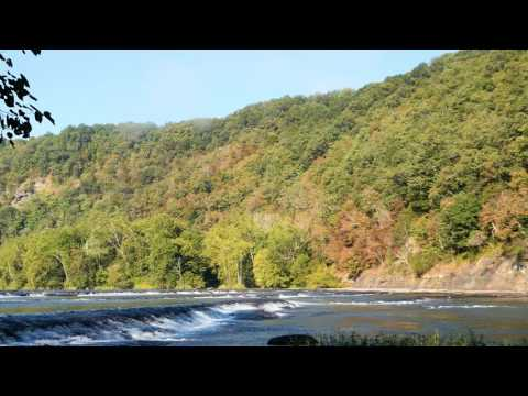 ONE HOUR RELAXING WATER FALLS, Tv As Art, Majestic Nature, Very Relaxing Nature