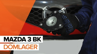 Sehen Sie sich unseren Video-Leitfaden zur MAZDA Lagerung Radlagergehäuse Fehlerbehebung an