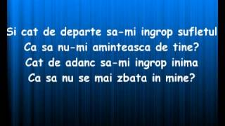 Holograf   Cat De Departe (Lyrics By RADIO BAC www radiobac xhost ro)