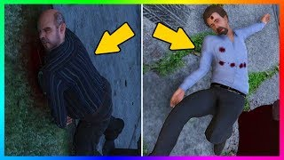 GRAND THEFT AUTO 5 CHARACTERS THAT YOU DIDN'T KNOW COULD BE KILLED - 6 SECRET GTA 5 DEATHS!