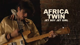 Africa Twin - Jet Boy Jet Girl (Cover) | LES CAPSULES live