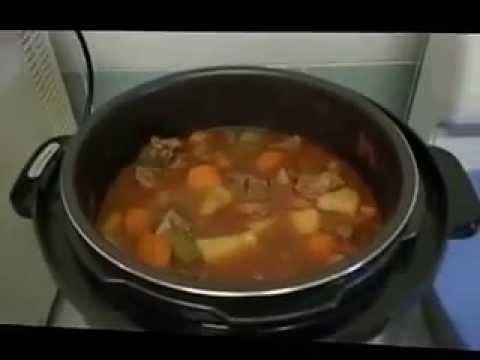 kogan pressure cooker instructions