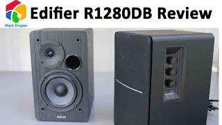 Edifier R1280DB Bookshelf Speakers Review
