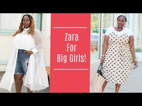 How To Shop Zara When You're Plus Size