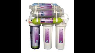 Hướng dẫn vệ sinh lõi lọc máy lọc nước Nano Geyser