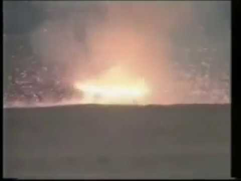 Syrian / Russian Tank Destroyed With Hand Held Rocket