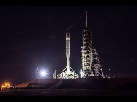 Русская трансляция пуска SpaceX Falcon 9: OTV-5  (X-37B)