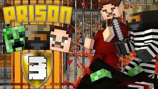 Zagi i Fængsel - VI SLÅS?! #3   Dansk Minecraft