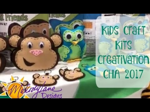 kids craft kits craft kits recorded live creativation 2017 haan 2277