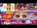 Cooking Craze | Fast & Fun Restaurant Game (Android Gameplay) | Cute Little Games