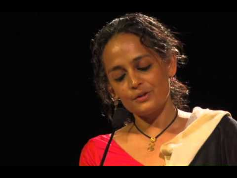 Arundhati Roy with Alice Walker and David Barsamian - Part 1