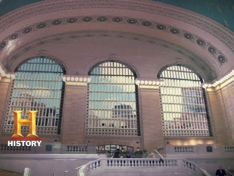 Deconstructing History : Deconstructing History: Grand Central Terminal | History