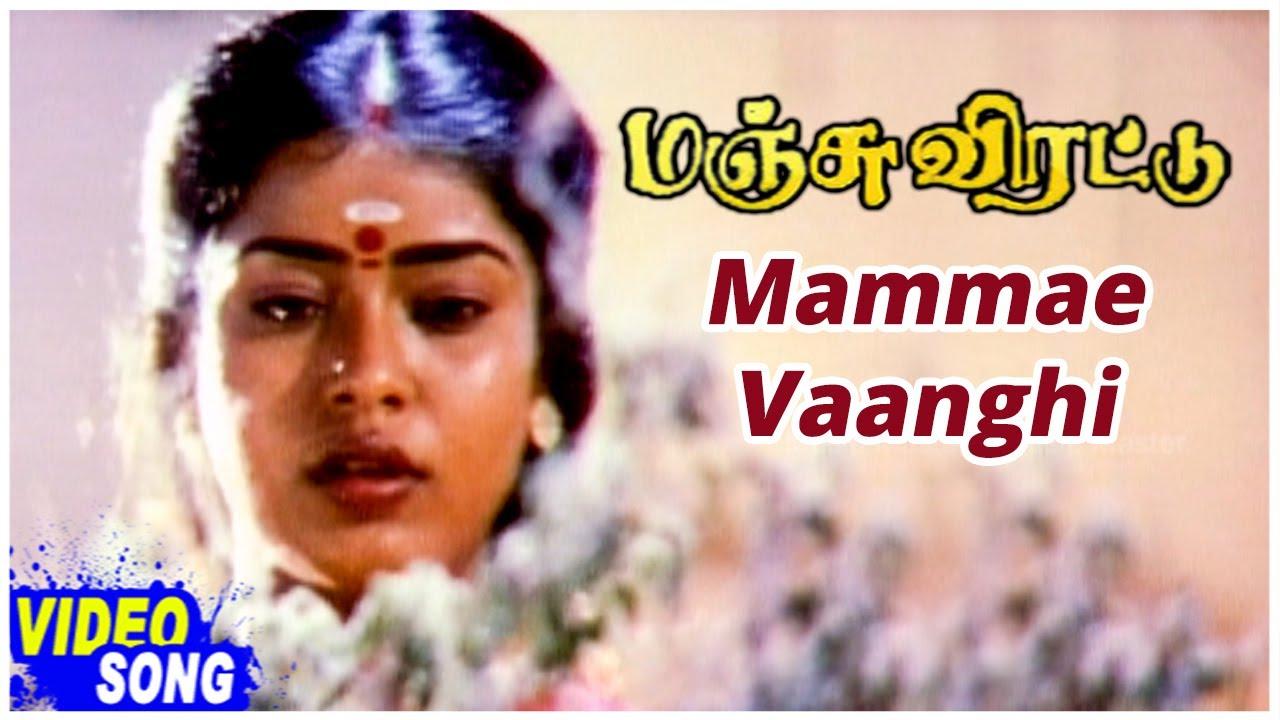 Download Manju Virattu Tamil Movie   Mammae Vaanghi Video Song   Murali   Mohana   Deva