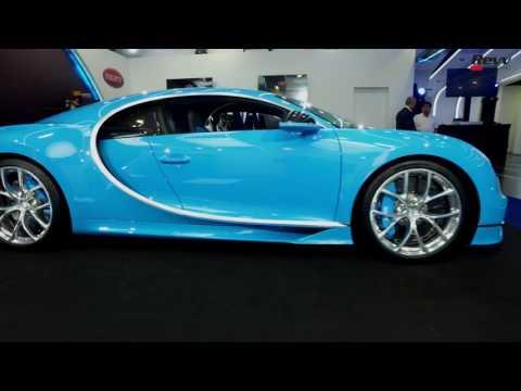 Bugatti Chiron Media Unveil - By Revv Motoring