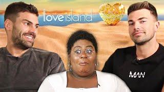 "Sam Bird & Adam Collard From ""Love Island"" Explain British Slang"