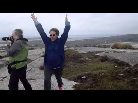 Ireland Yoga Retreat August 2014 - Mary O'Toole - The Light Within Wellness