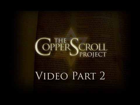 The Copper Scroll Project Part 2