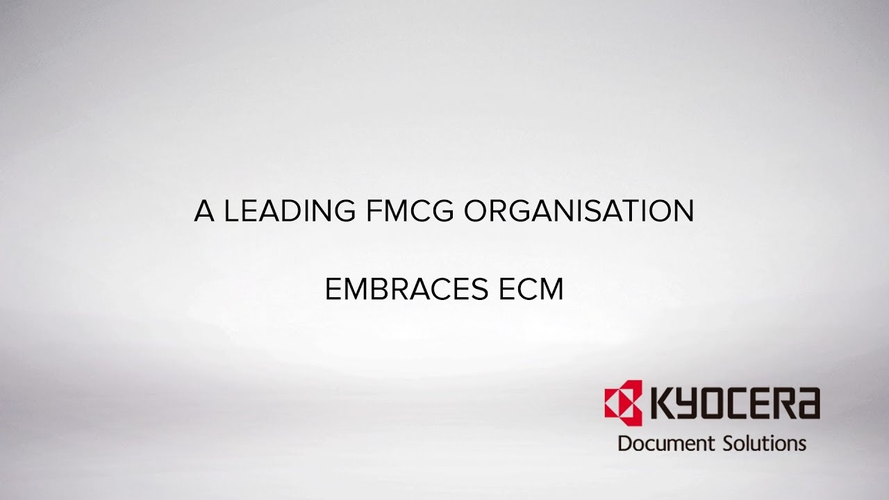 KYOCERA Document Solutions - Document Management Solutions