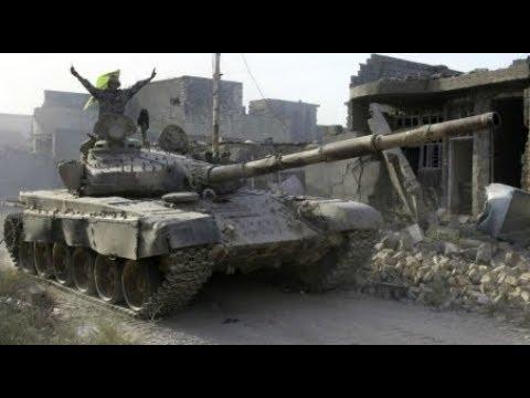 Islamic State Terrorists Flee Fallujah Iraq RAW footage Breaking News 2016