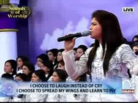 I Choose To Live - Cover by Stephanie Ibarra | Kingdom Music | Sounds of Worship | SMNI