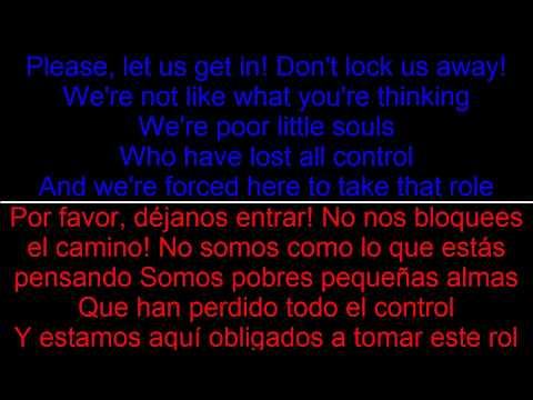 Five Nights at Freddy's 1 Song - The Living Tombstone - Letra Inglés y Español