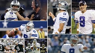 Tony Romo's Top 10 Cowboys Moments | NFL