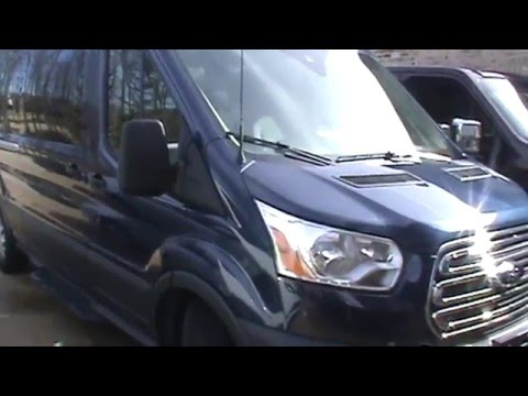 ford transit vs nissan nv review part 3 youtube. Black Bedroom Furniture Sets. Home Design Ideas