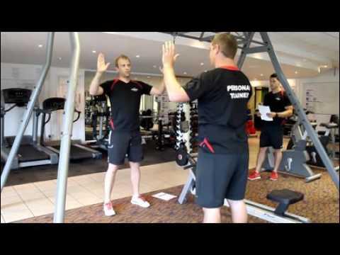 Gym instructor practical assessment sample