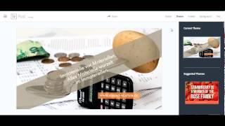 Schöne Bilder und kurze Videos mit Adobe Spark erstellen./1