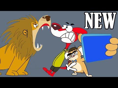 Rat-A-Tat |Three Mice Selfie Fishing Videogame Doggies Cartoon| Chotoonz Kids Funny Cartoon Videos