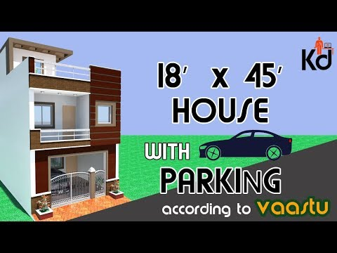 18 40 Sq Ft East Face House Design With Stair Videozoos