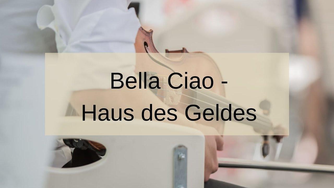 Bella Ciao   Haus des Geldes   Violin Cover