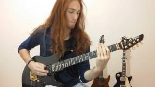 Música : Scarified Banda: Racer X (guitarrista Paul Gilbert) Tocada por mim (Ícaro Campos) ...