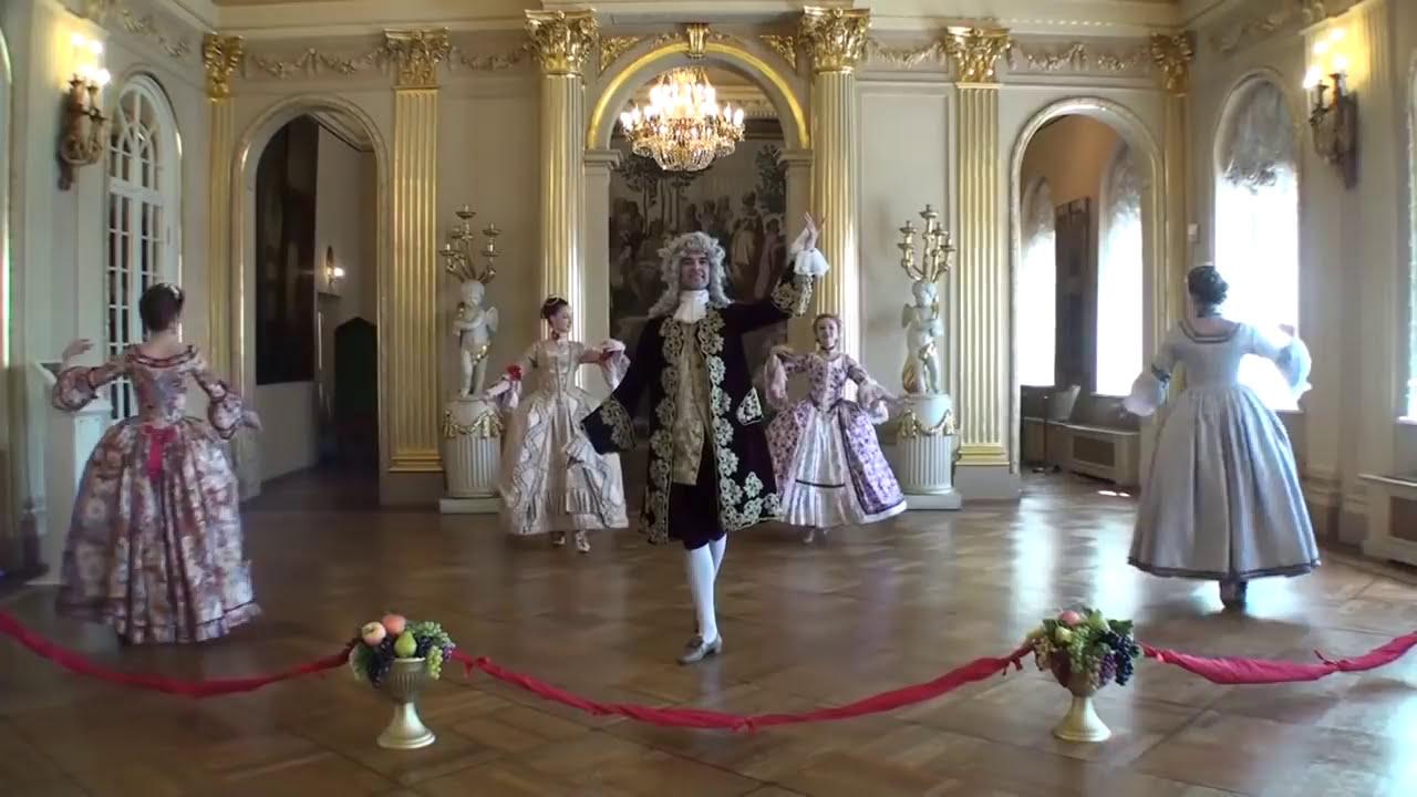 Pavane Dance on Vimeo