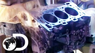 CAR ENGINES | How It's Made