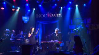 LEAH FLANAGAN & DAVID BRIDIE - ROCKWIZ