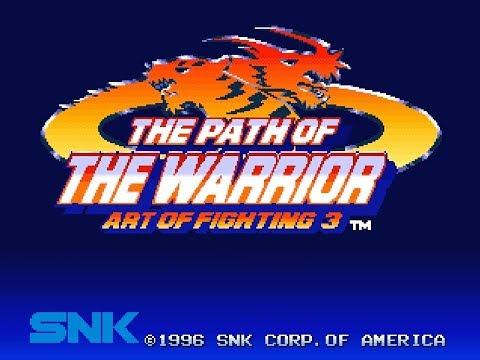 NG Art of Fighting 3: The Path of the Warrior (JP Ryūko no Ken Gaiden)