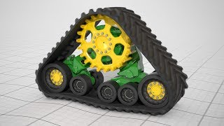 John Deere - High Performance Tracks