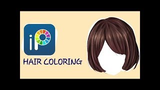 Coloring Hair using Ibis Paint 🌻 ARiiESU RE-UPLOAD (DUE TO COPYRIGHT)