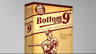 Bottom of the 9th : Solo - PART 1