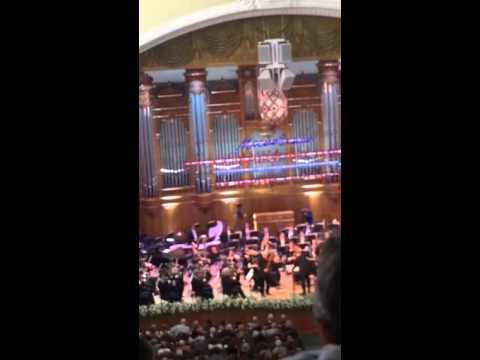 Pinchas Zukerman Beethoven concert