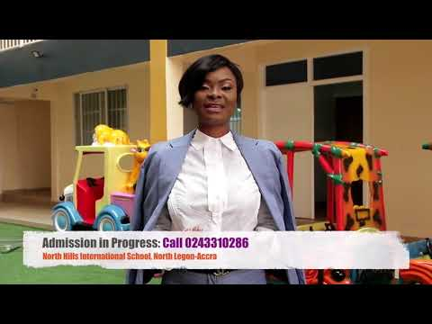 North Hills International School's Ambassador-Beverly Afaglo Takes You On A Journey