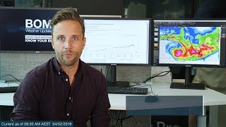 Severe Weather Update: Flooding Around Townsville, Queensland, 4 February 2019