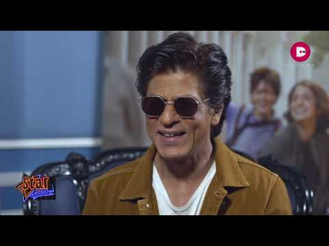 Channel D Exclusive with King Khan | Star Glitz | Sharukh khan | ZERO Movie