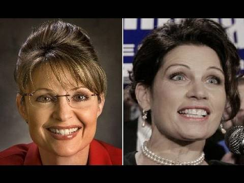 Michele Bachmann Buzzing; Sarah Palin's Enemy Blogger Syrin, Buzzed