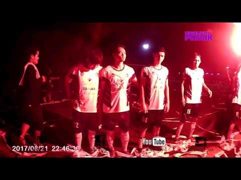 Nyanyian Anthem Persik Akhir Lawan PSBI - Flare Cak Slamet