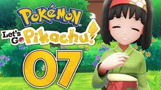 EIN SELTENES POKÉMON GEFANGEN??? Pokémon Let's Go Pikachu & Evoli! #07