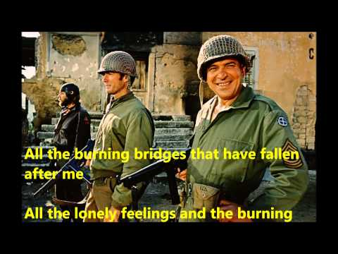 The Mike Curb Congregation - Burning Bridges (with lyrics)